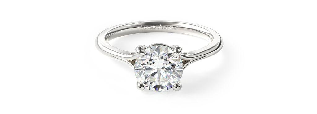 White-Gold-Split-Shank-Solitaire-Engagement-Ring