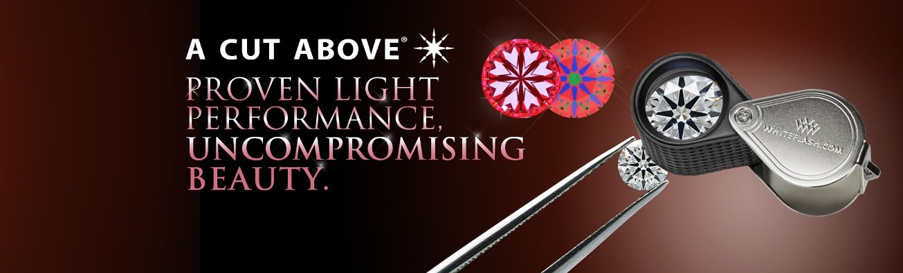 A cut above. Proven light performance, uncompromising beauty.