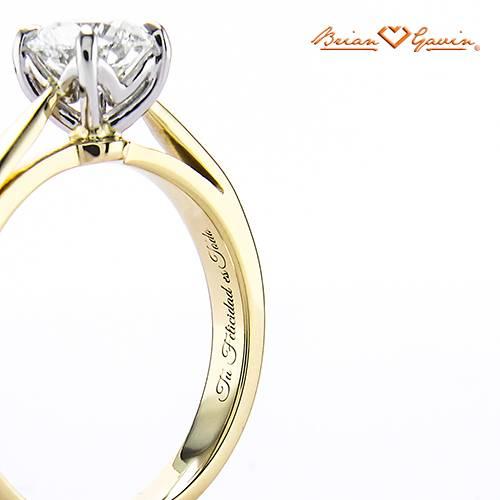 Cushion cut diamond image using Hearts & Arrows viewer