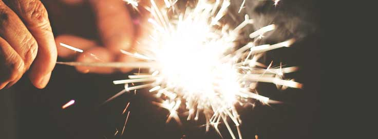 Looking for a sparkly diamond? This is just a sparkler.